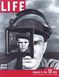 February 22, 1943 LIFE Cover