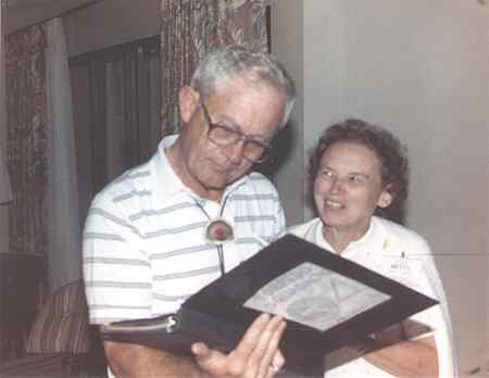 Donald and Betty Gress, 1994