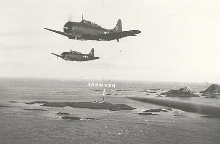 SBDs over Norwegian Fjords, Operation Leader