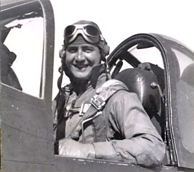 Lt Thomas J. Campion, VMF-124